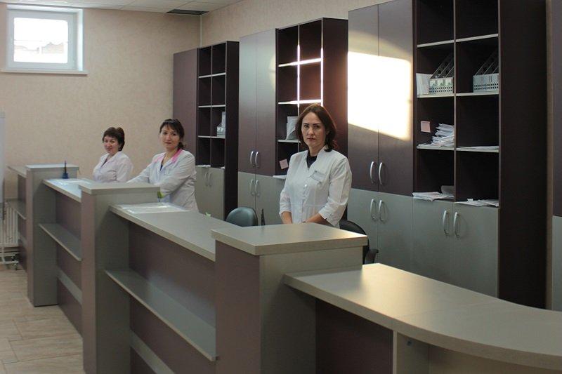 Регистратура Сарапул Камский доктор