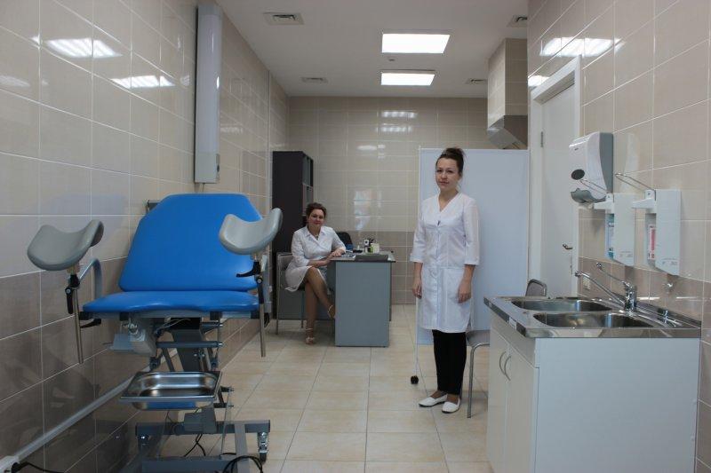 Камский доктор кабинет гинеколога