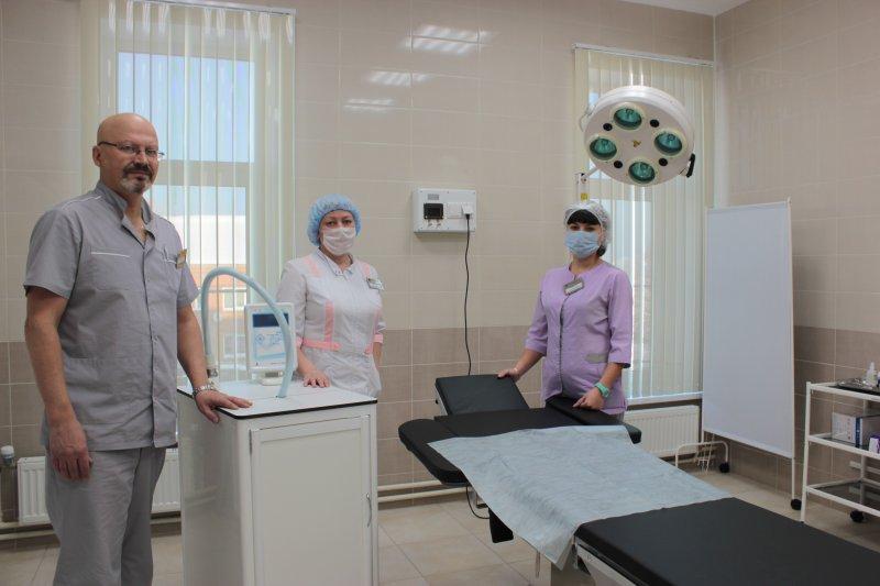 Операционная Камский доктор