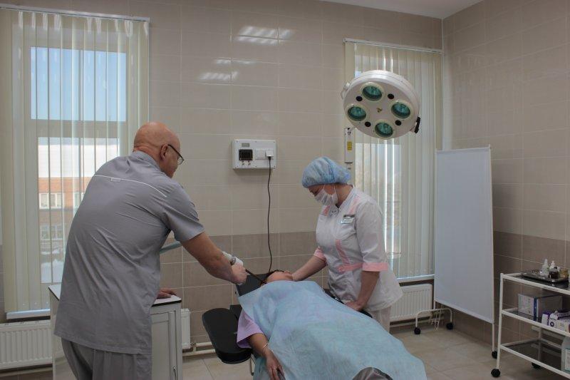 Камский доктор процедуры