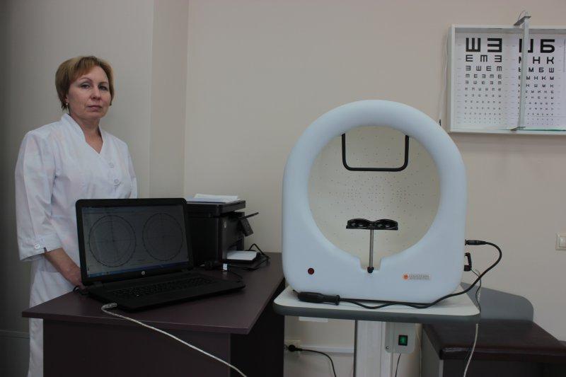 Камский доктор, офтальмолог