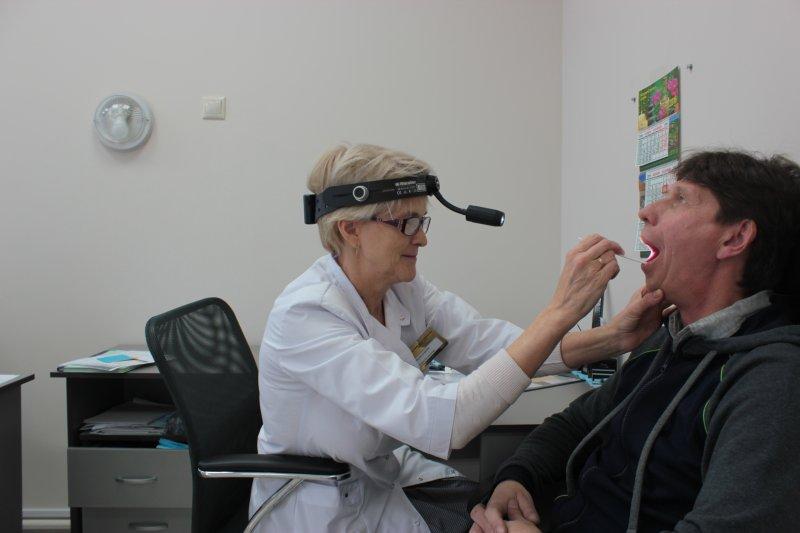 Камский доктор прием лор-врача